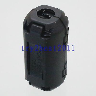 DHL/EMS 200 Pcs TDK ZCAT 1325-0530 RFI EMI Cable Filter Ferrite Core Clip On 5mm Cable -C1