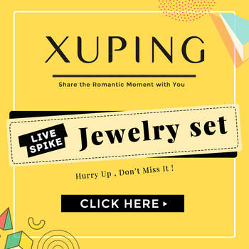 Xuping Jewelry Fashion Live Jewelry Set 1