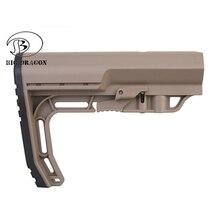 Emersongear טקטי המניה משימת רובה M4 AR15 המניה Jinming Mil טקטי MF לאחר טיפול חזרה מינימליסטי Airsoft המניה ג ל כדור