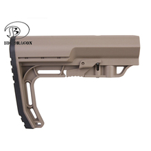 Emersongear Tactical stock Mission Rifle M4 AR15 Stock Jinming Mil Tactical MF After care back Minimalist Airsoft Stock Gel Ball
