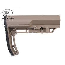 Emersongear Tactische Voorraad Mission Rifle M4 AR15 Voorraad Jinming Mil Tactische Mf Na Zorg Terug Minimalistische Airsoft Voorraad Gel Bal
