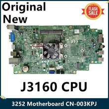 CPU 3252 Motherboard Dell New for with J3160 Cn-003kpj/003kpj/03kpj/.. LSC