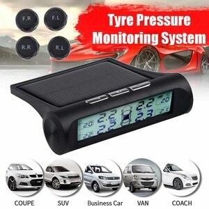 4 sensors car tire pressure al