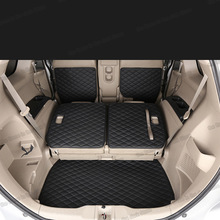 lsrtw2017 leather car trunk mat cargo liner for honda odyssey 2008 2009 2010 2011 2012 2013 2014 accessories boot auto interior lsrtw2017 abs car seat adjuster buttons chrome trims for honda accord 2008 2009 2010 2011 2012 2013 8th accord