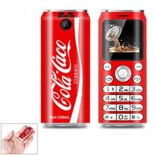 Mini cep telefonları sevimli cep SATREND K8/X81.0