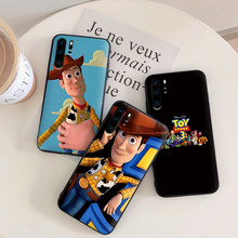 For Huawei P8 P9 Mini P10 P20 2019 P30 LITE for Huawei P Smart Z 2018 P20 Pro Phone Cover Case Shell Cartoon adventure toy story(China)