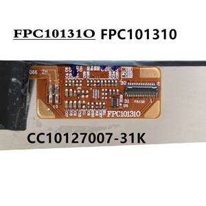 Image 1 - CC10127007 31K FPC10131O جديد 10.1 بوصة 31pin IPS شاشة LCD JLT FI10113 P6458 لنموذج: BQ 1045G شاشة عرض الكمبيوتر اللوحي