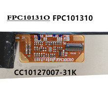 CC10127007 31K FPC10131O yeni 10.1 inç 31pin IPS LCD ekran JLT FI10113 P6458 Model için: BQ 1045G tablet pc ekran