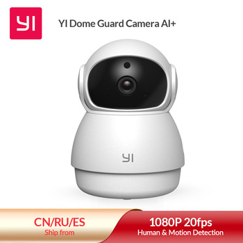 YI Dome Guard Camera 1080p Indoor AI-Powered Ip Camera Smart Security Home Video Surveillance System Human & Motion Detection 1