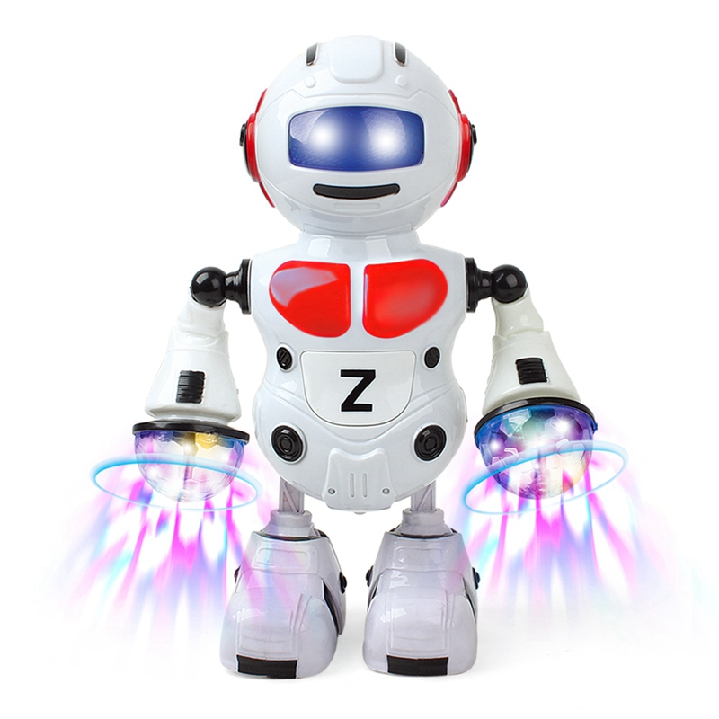 Singing And Dancing Robot Toys Xmas Gifts For Boys And Girls,Robot Kids Toddler Robot 3 4 5 6 7 8 9 Year Old Age Boys Cool Gift