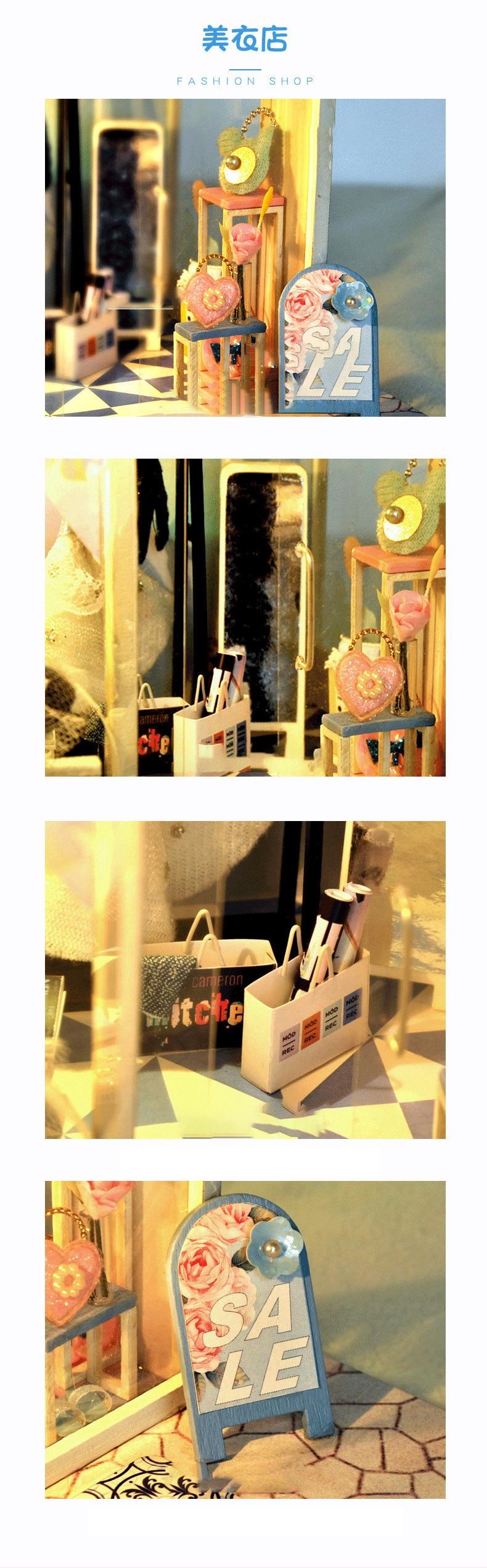 Hb29c0d3ee4d04bdfb9b361b85255d2f4r - Robotime - DIY Models, DIY Miniature Houses, 3d Wooden Puzzle