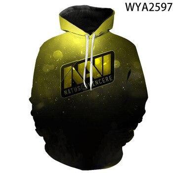 Navi Dota hoodie Dota 2 Natus Vincere Heroes Long Sleeves Dota2 Heros Alienware Sweatshirts GamerHoodies Tops Free Shipping 2