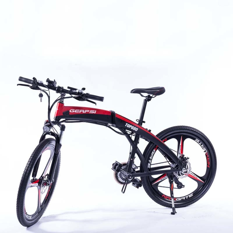"With Gps-02609ea Electric 250w Mountain Bike Folding 26"" Super Lightweight Alloy Integrated W bicicleta electrica eurobike 3"