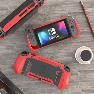 Image 5 - For Nintendo Switch Case MUMBA Series Blade TPU Grip Protective Cover Dockable Case Compatible with Console & Joy Con Controller
