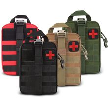 Outdoor Camping Travel First Aid Kit Tac