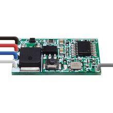 433Mhz RF przekaźnik odbiorczy bezprzewodowy pilot przełącznik sterownik światła led moduł