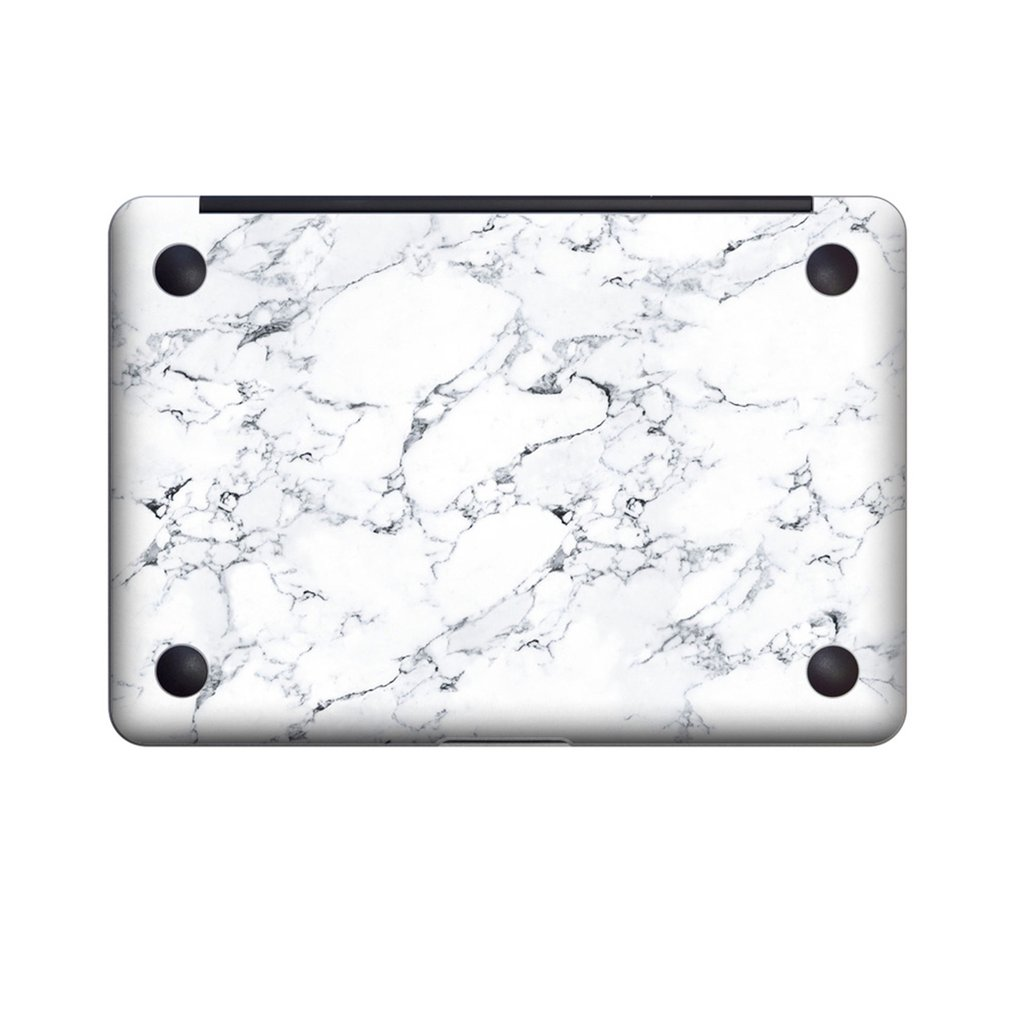 13 Inch Unique Waterproof Dustproof Oilproof Safe PVC Printed Removable Full Body Bottom Cover Skin Sticker For Macbook Air