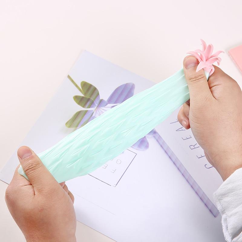 Toy Fidget Ball-Stress Pineapple Pop It Sensory Fun Reliever Creativity Children Soft img5