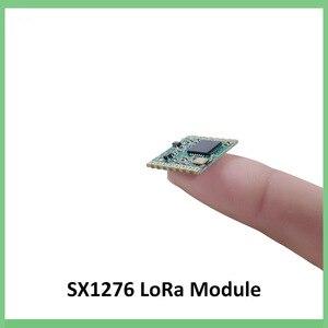 Image 4 - 2 Pcs 868 Mhz Super Bassa Potenza Rf Lora Modulo SX1276 Chip di Ricevitore E Trasmettitore a Lunga Distanza di Comunicazione Spi iot + 2 Pcs Antenna