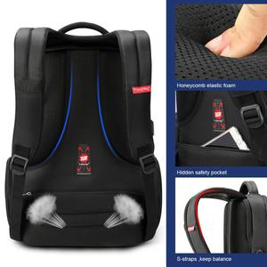 Image 5 - Tigernu Brand Waterproof 15.6 Inch Laptop Backpack Leisure School Backpacks Bags mens backpack schoolbag for teenagers girls