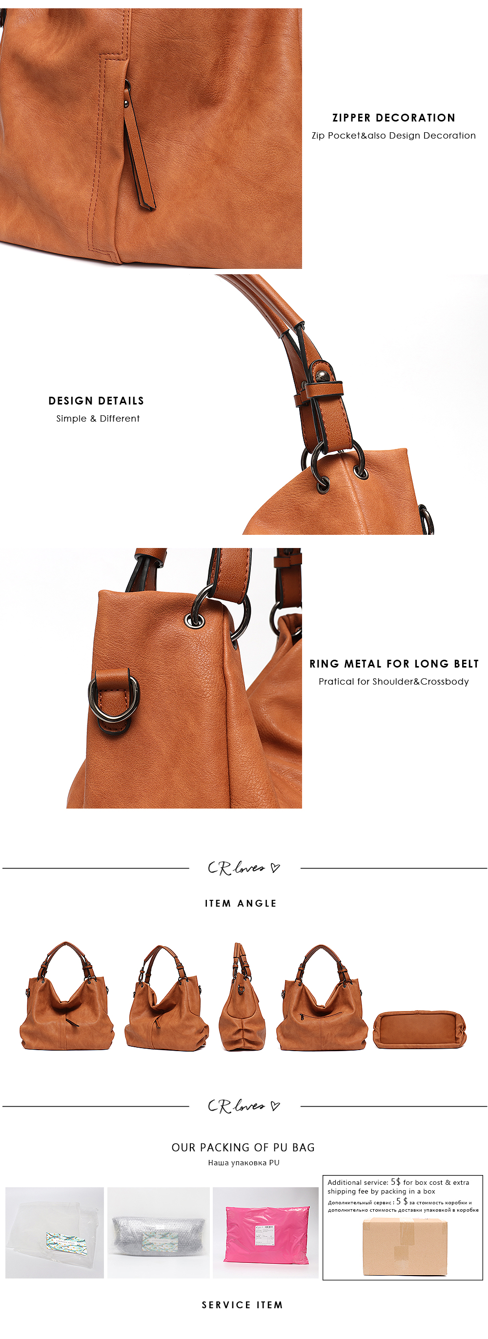 Leather Handbags Brand Bags 11