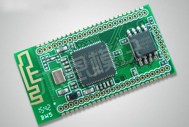 ATS2825 Bluetooth dijital ses modülü I2s/SPDIF çıkışı desteği APP uzaktan kumanda