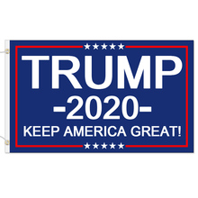 90x150cm USA flag Trump 2020 Flag Donald Keep America Great For President Dropshipping