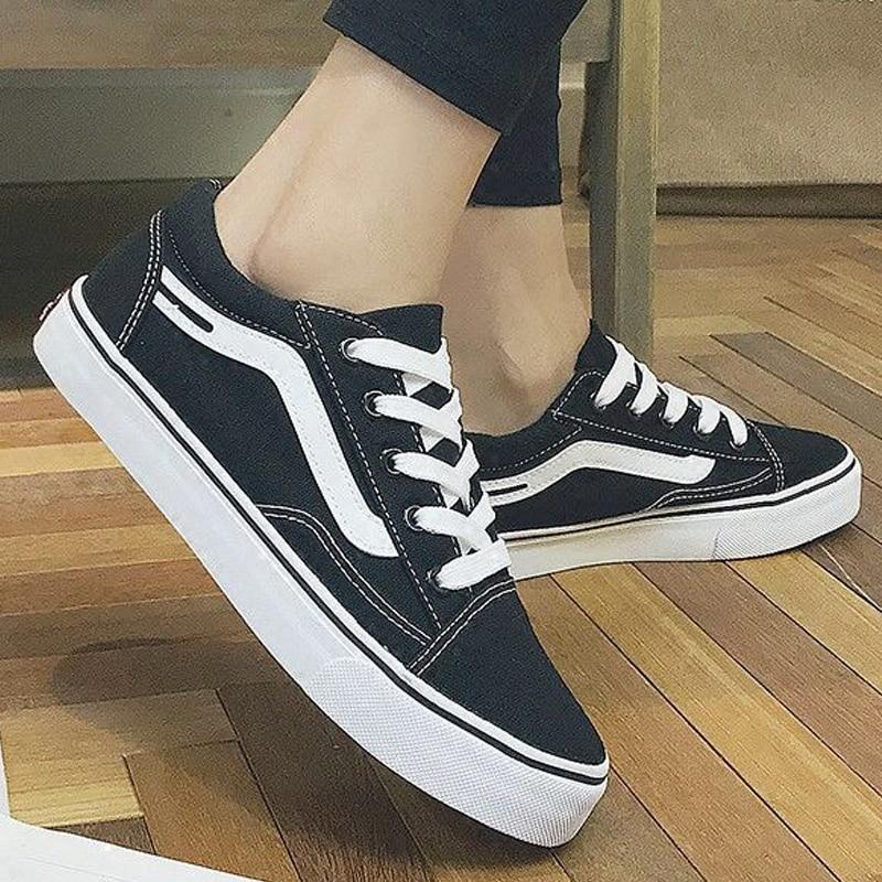 Clássicos Homens E Das Mulheres Sapatilhas Sapatos de Lona Sapatos de Skate Esportes Sapatos de Cores Tamanho Livre do Transporte 36-44