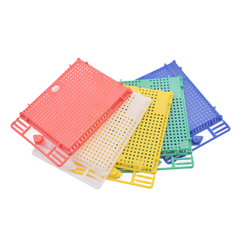 5PCS/Lot Queen Isolation And Introduction Cage Plastic Round flat queen introducing cage balaji varanasi introducing gradle