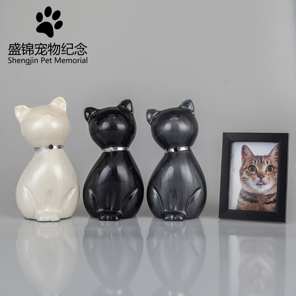 China Pet Urn Brass Funeral Urn- Cremation Urn For Human Or Pet Ashes