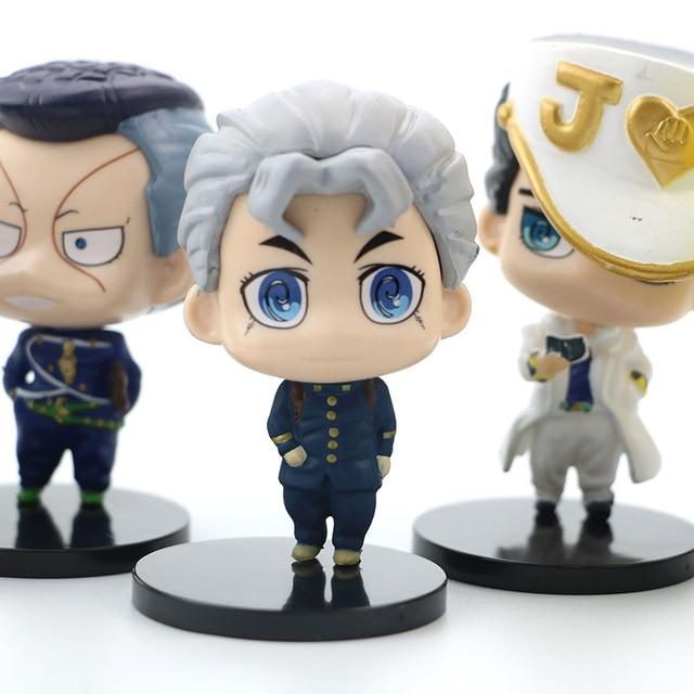 Koichi Hirose Cartoon Figurine