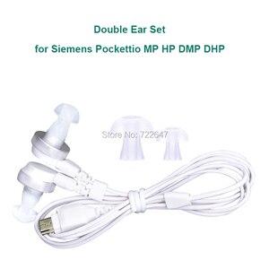 Image 5 - Apparecchi Acustici Accessori Ricevitore Audio e Cavo Per Siemens Pocket Hearing Aid Pockettio DMP DHP