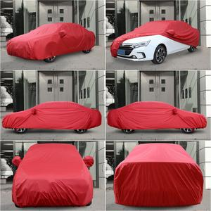 Image 5 - X Autohaux Universele Full Car Cover Indoor Outdoor Auto Covers Sneeuw Ijs Waterdichte Stof Zon Uv Shade Cover Auto reflector