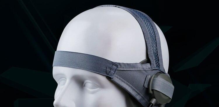audição equipamento de caça protetora