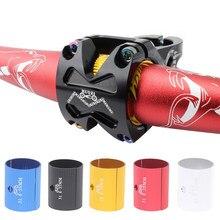 Muqzi 1 paar fiets stuur conversie shim 25.4mm naar 31.8mm 31.8mm tot 35mm diafragma passen adaptador mtb estrada fiets redutor