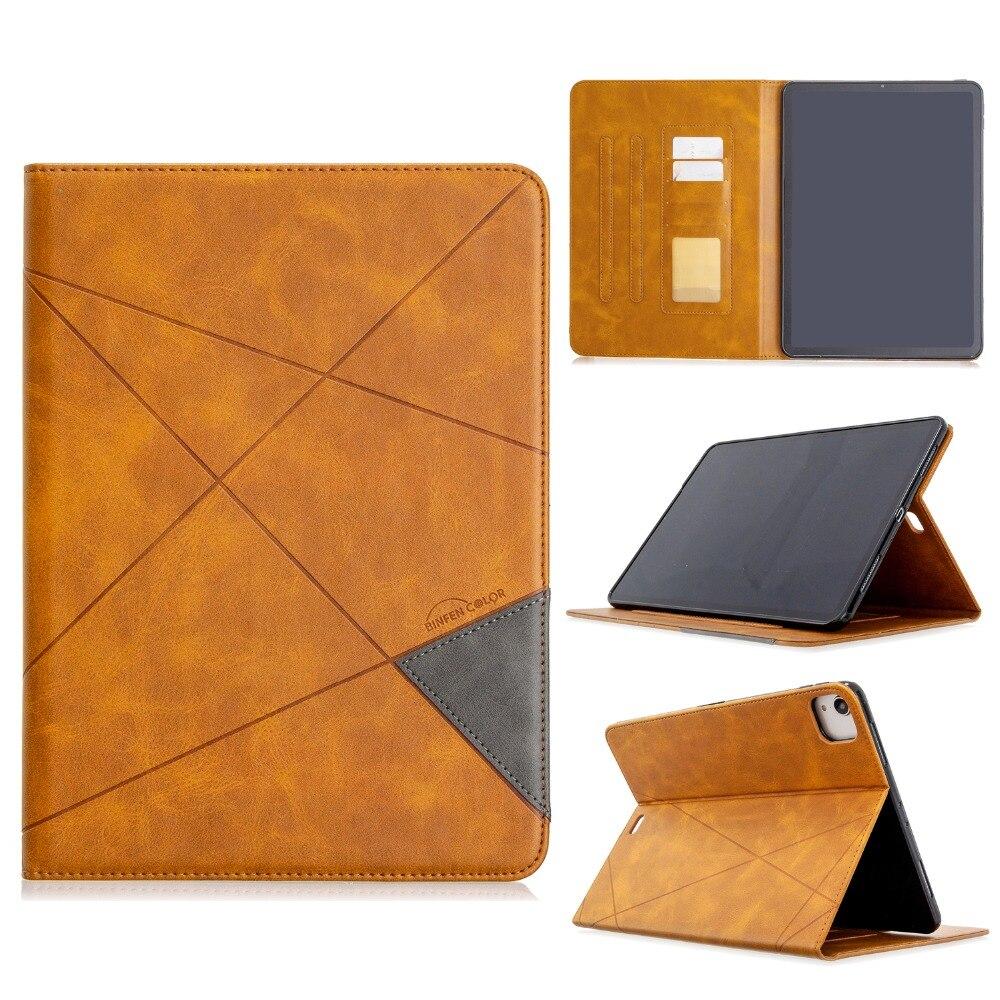 Flip Cover Caqa For 12.9 Fashion ipad case For Coque ipad Case pro 2020 Etui pro Tablet