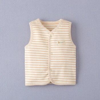 Unisex Warm Turtleneck Vest Toddler Infant Outwear 6