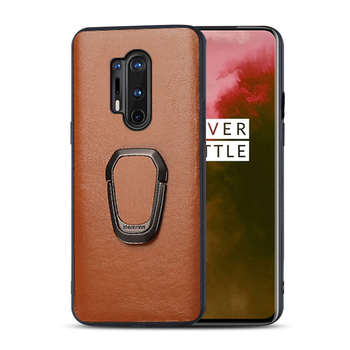Genuine Oil Wax Leather Magnetic Holder Phone Case for Oneplus 8 Pro 8T Nord 7 7T Pro 7 Pro 6 6T Case Cover One Plus 8Pro 7 5 5T