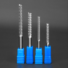 цена на Carbide Tungsten Corn Milling Cutter PCB Corn Teeth Milling Bits End Mill CNC Router Bits for Engraving Carving Machine Lathe