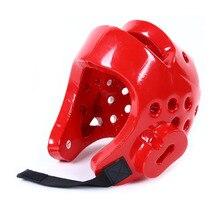 Head-Protector Helmet-Cover Training-Equipment Boxing Muay-Thai Taekwondo Karate Kids