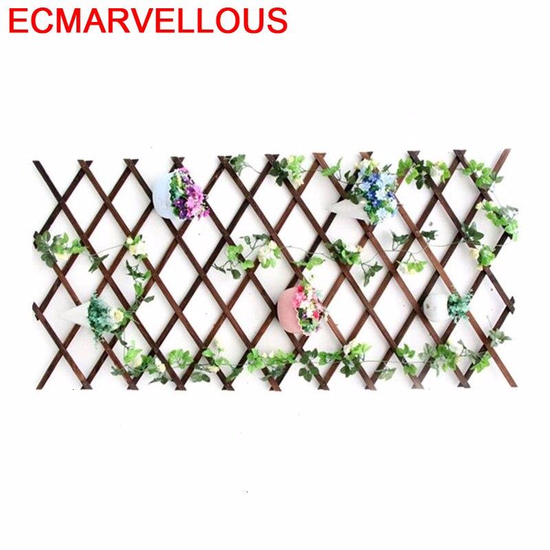 Mobilya'ten Bitki Rafları'de Madera Suporte Flores Estanteria Jardin için ahşap raflar saksı balkon çiçek raf Dekoration raf Stojak Na Kwiaty bitki standı title=