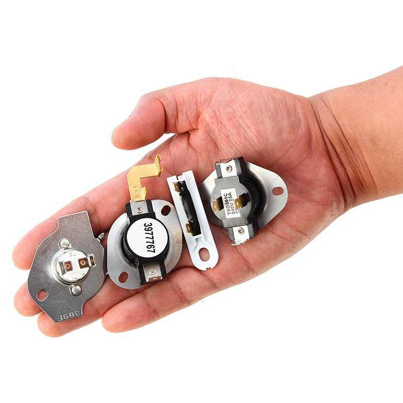 279838 ogrzewanie suszarka do elementów bezpiecznik termiczny suszarka do termostat wymiana akcesoria dla Whirlpool, Kenmore, obsługi Roper, obsługi Maytag, R
