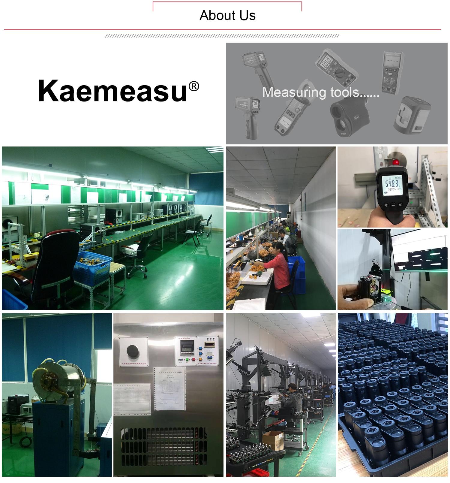 Kaemeasu Digitale Infrarood Thermometer -50 ~ 1600 Meetbereik, Non-contact, Veiligheid, Koken, industriële Elektronische Thermometer Pistool 29