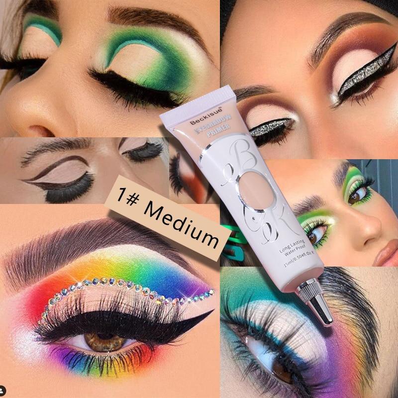2020 fosco Sombra de Olho Cartilha Olho Corretivo Creme Maquiagem Base de Cartilha Pálpebra Mulheres À Prova D Água de Longa Duração Eye Cosméticos TSLM1