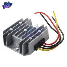 24 V DC a 12 V 5A 10A 60 W 120 W paso regulador de tensión, voltios Buck convertidor DC 12 voltios a 24 para coches Solar