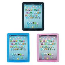 Машина для раннего обучения, компьютер, планшет, коврик для детей, обучающий, для чтения, английский, китайский язык, машина для детей, подарки для детей
