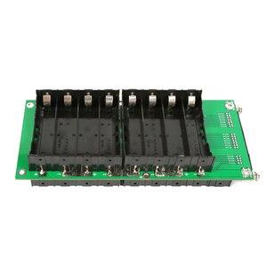 Image 5 - الطاقة الجدار 18650 حامل بطارية 62 فولت/72 فولت صندوق بطارية موازن PCM 17s 45A BMS لتقوم بها بنفسك عدة 18650 بطارية حزمة ل Ebike سيارة كهربائية