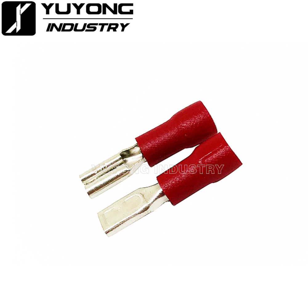 10 Buah/Pack Female Crimp-Di Spade Terminal Spade Konektor untuk Micro Limit Switch
