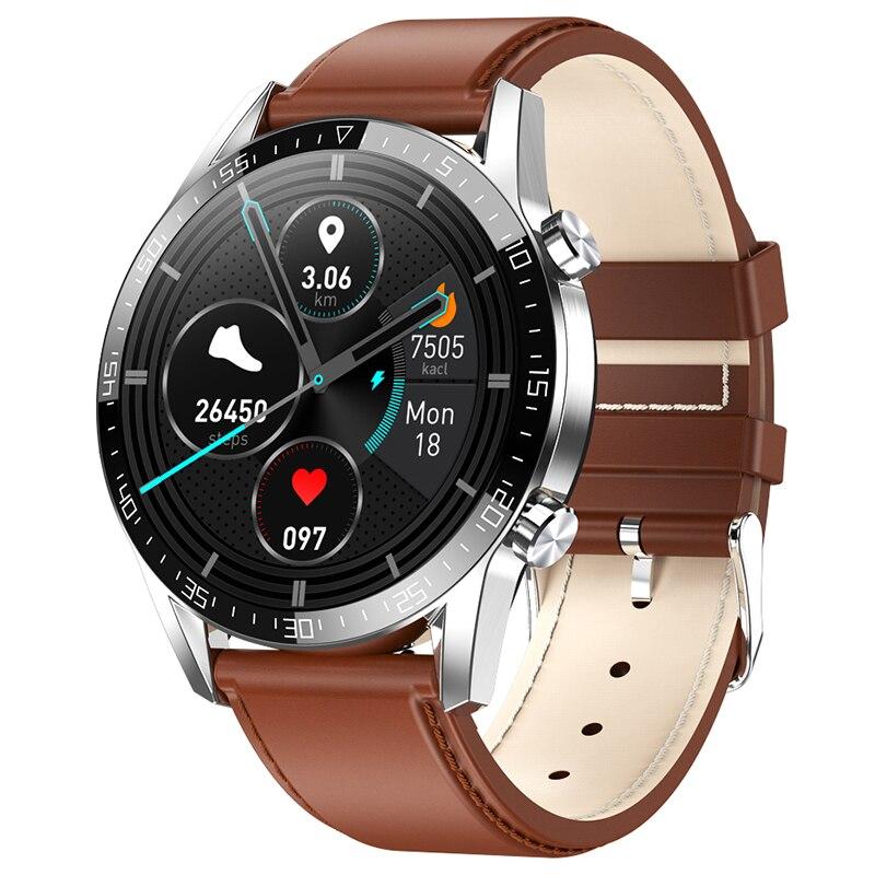 Reloj Inteligente Ecg Smart Watch Men Android 2020 Smartwatch Ip68  Bluetooth Call Answer Smart Watch For Huawei Phone Iphone 1