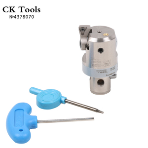 Image 3 - free delievery alibaba adjustable 0.01 finish EW CBH32 60 Boring head 0.01mm Grade increase CNC  LBK3 CNC Mill boring machining